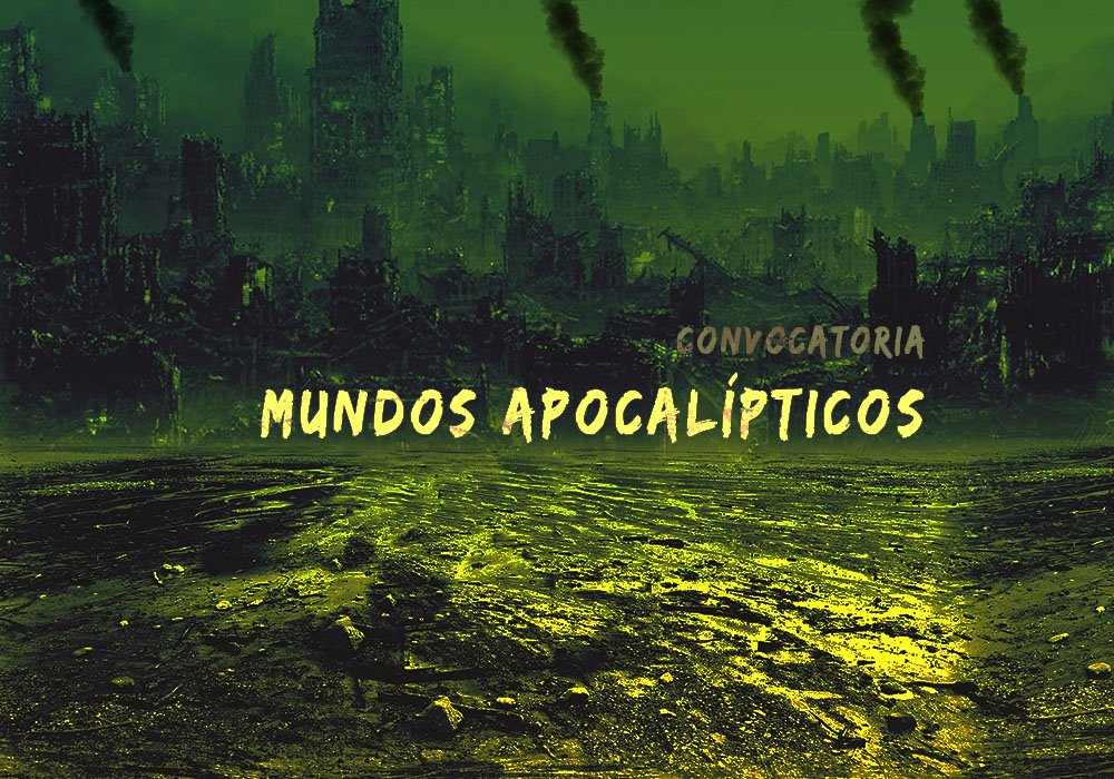 Concurso de relatos mundos apocalipticos