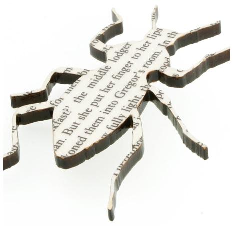 Broche metamorfosis Kafka
