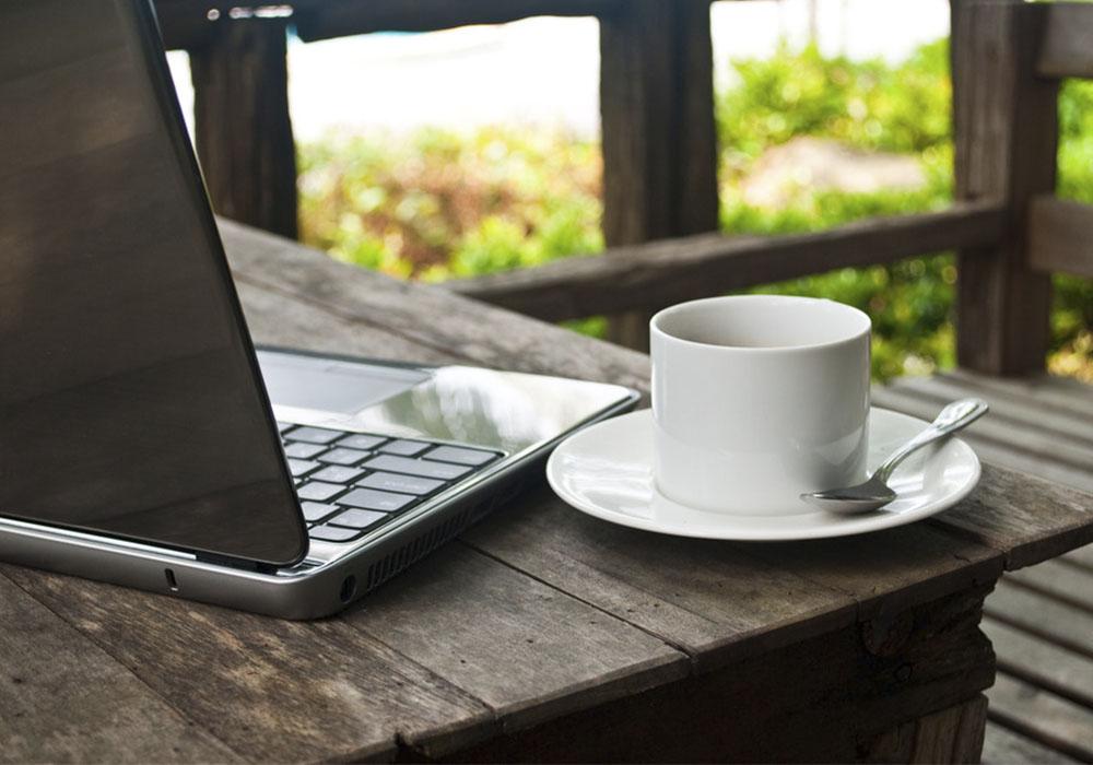 Los beneficios de los retiros para escritores